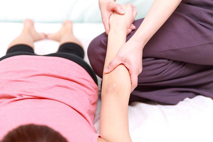 Shiatsu Pratique Photo Massage